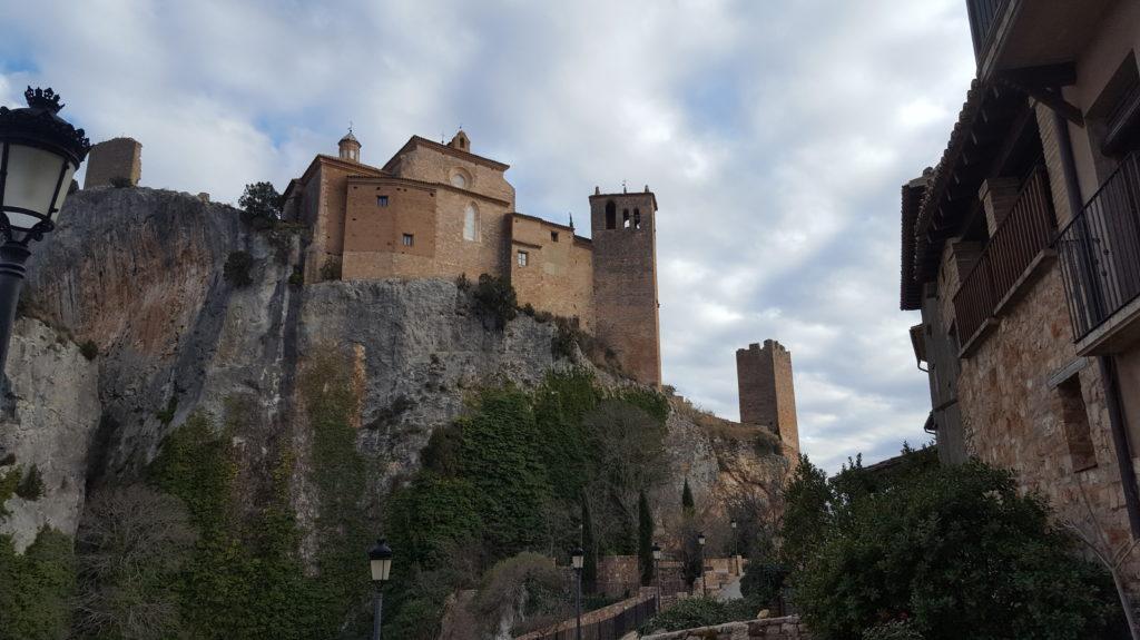 Qué ver en Alquézar: colegiata romana