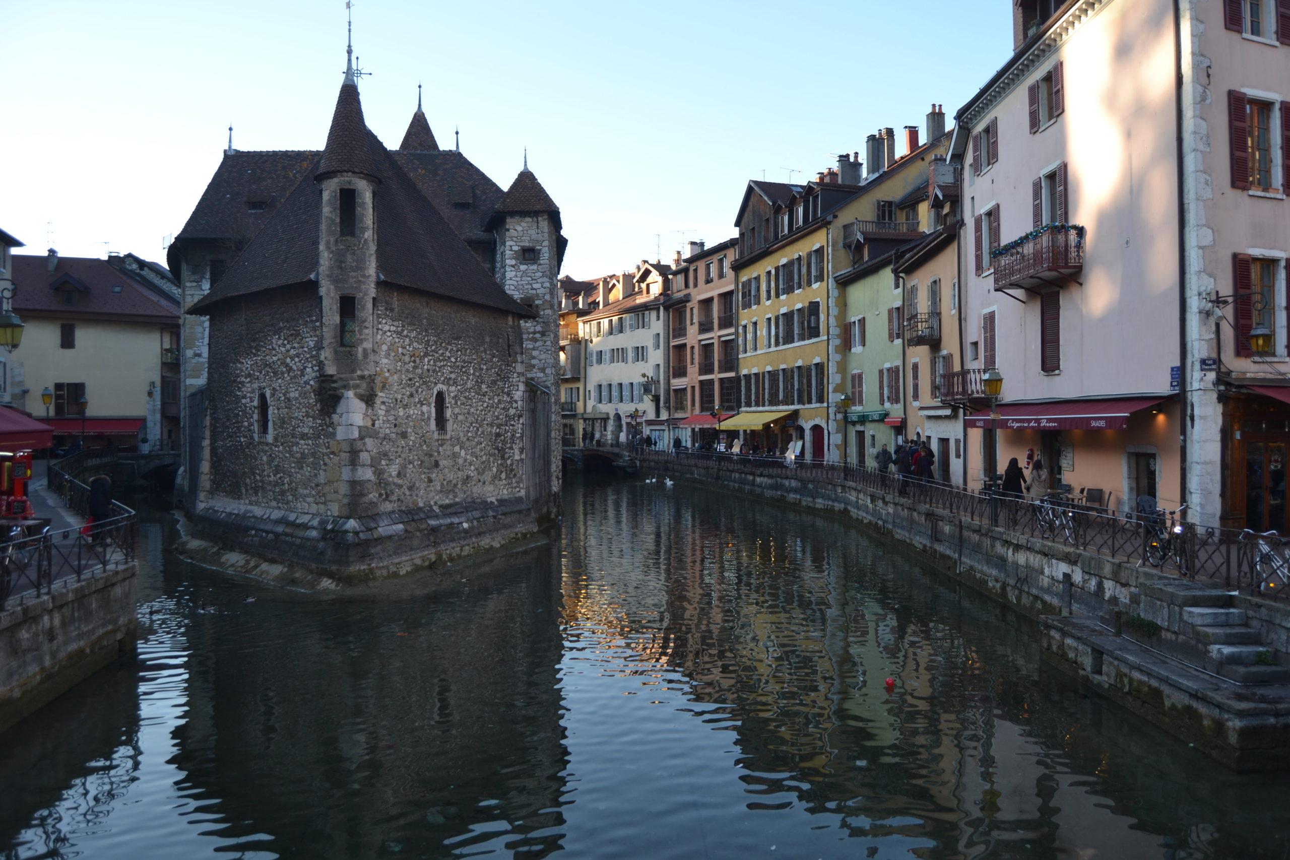 Qué ver en Annecy