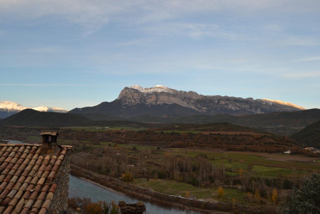 Aínsa Pirineo Aragonés