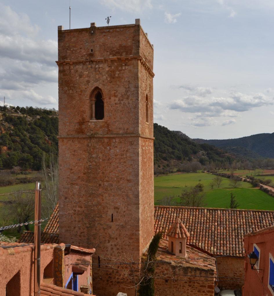 Iglesia de Anento