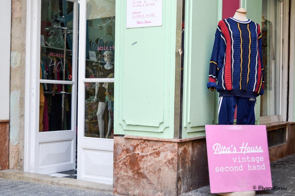 Tienda Vintage Palma
