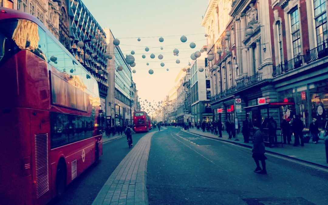 Compras en Londres: más allá de Oxford Street