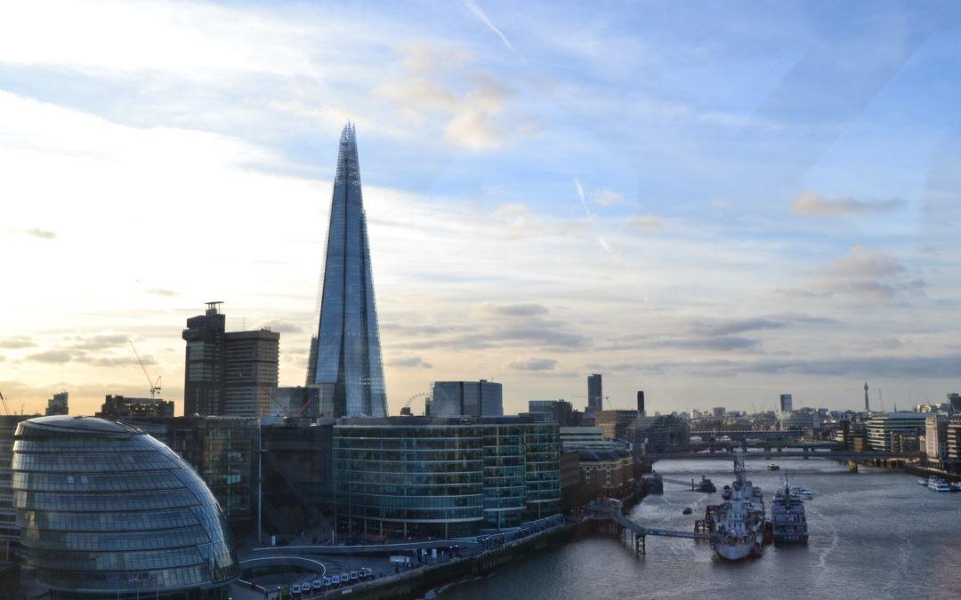 Tocando el cielo: los mejores miradores de Londres