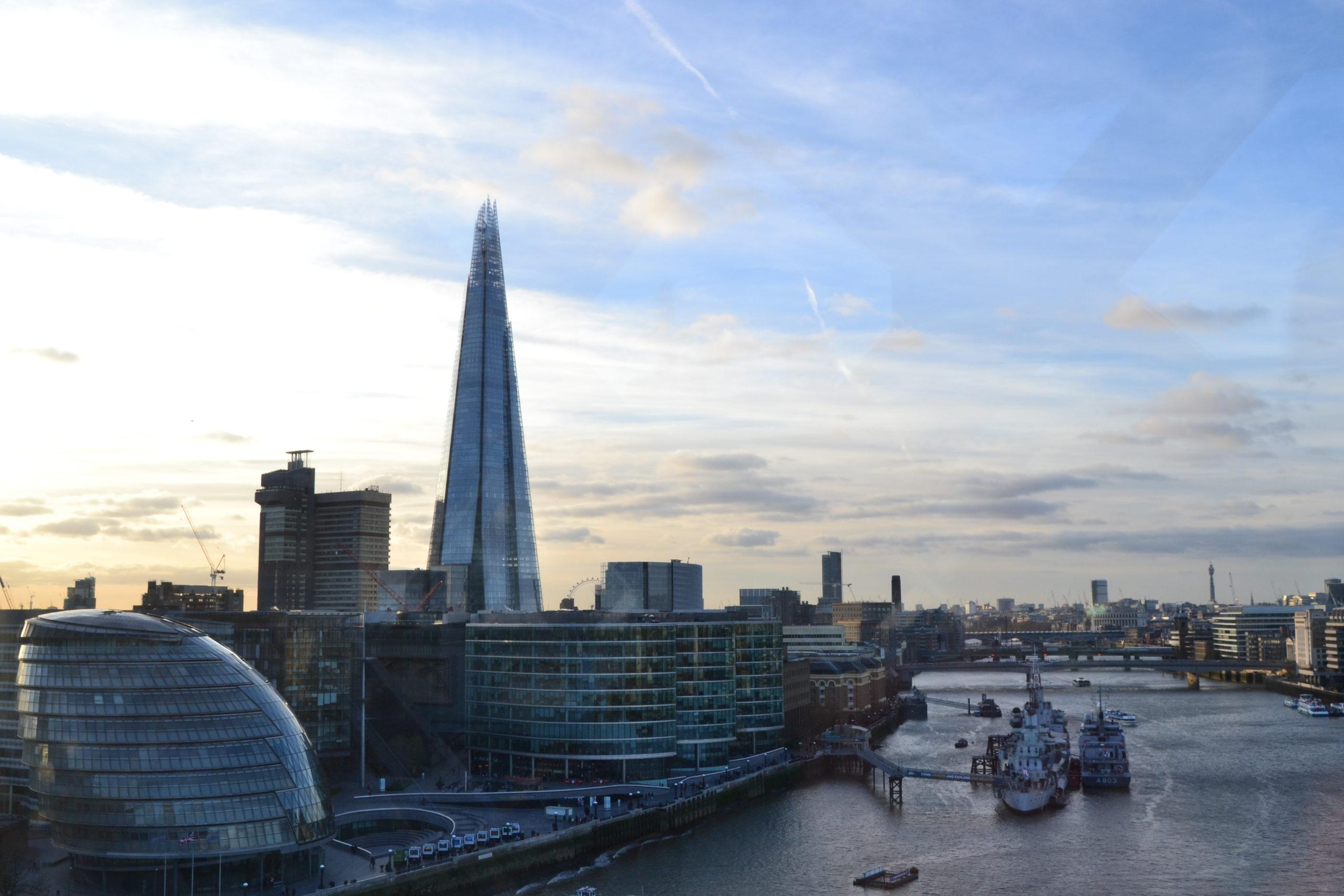 Mejores miradores de Londres