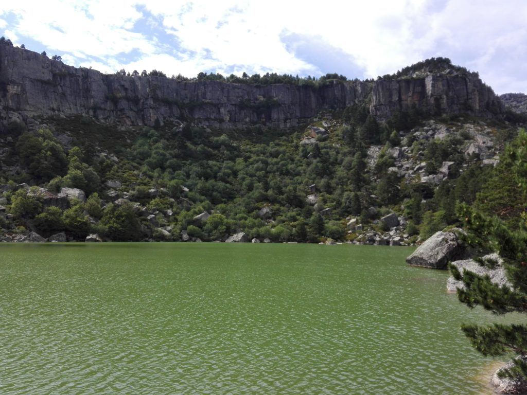 La Laguna Negra, Soria