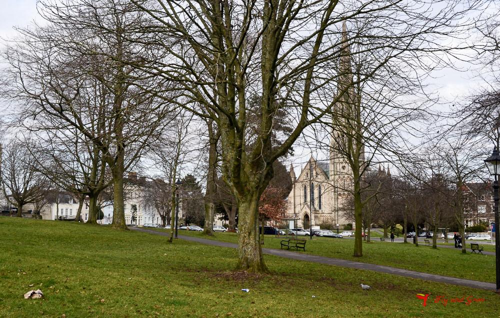 Parque de Clifton Village en Bristol