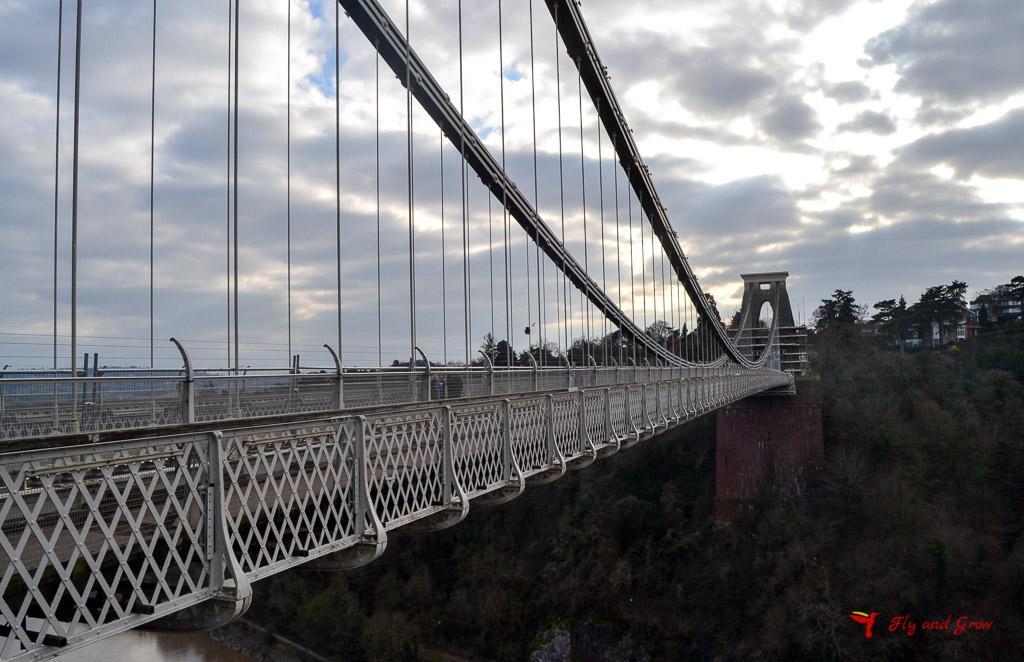 puente colgante de Bristol