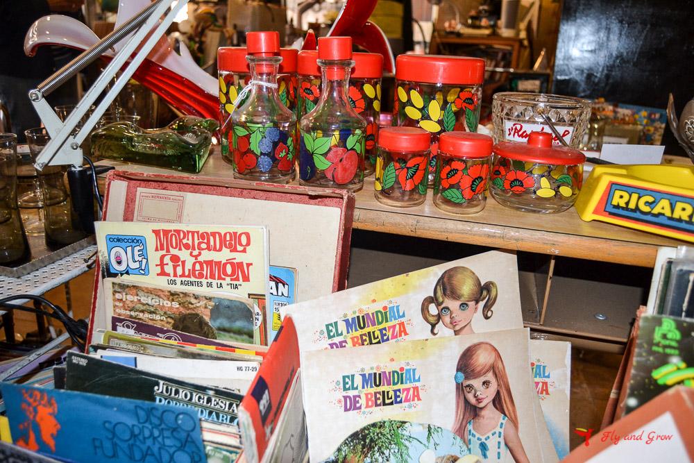 Tiendas y moda vintage en Palma de Mallorca