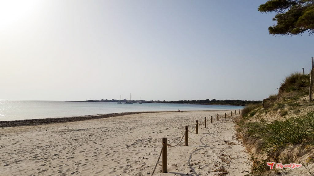 Playa es Carbó: la playa más virgen de Mallorca
