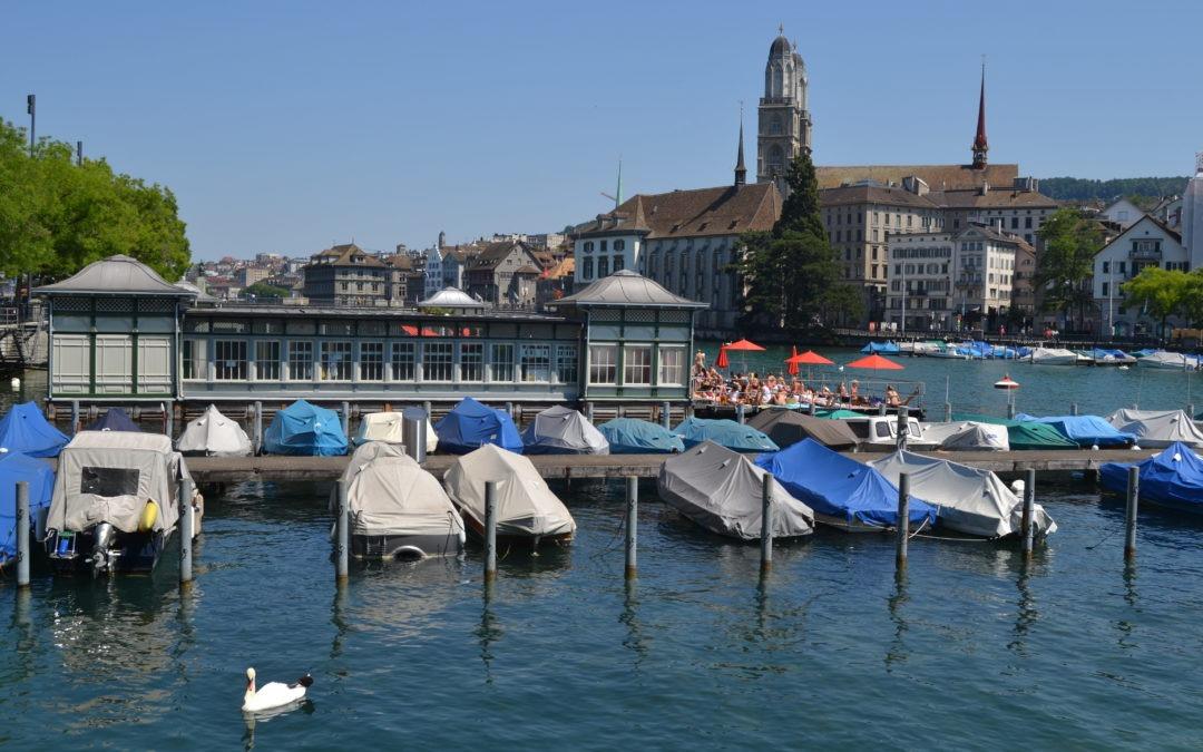 Los lagos también son para el verano: dónde bañarse en Suiza