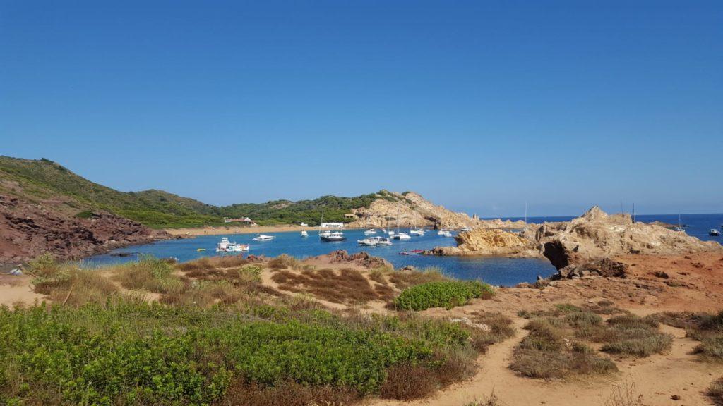 qué ver en el Norte de Menorca