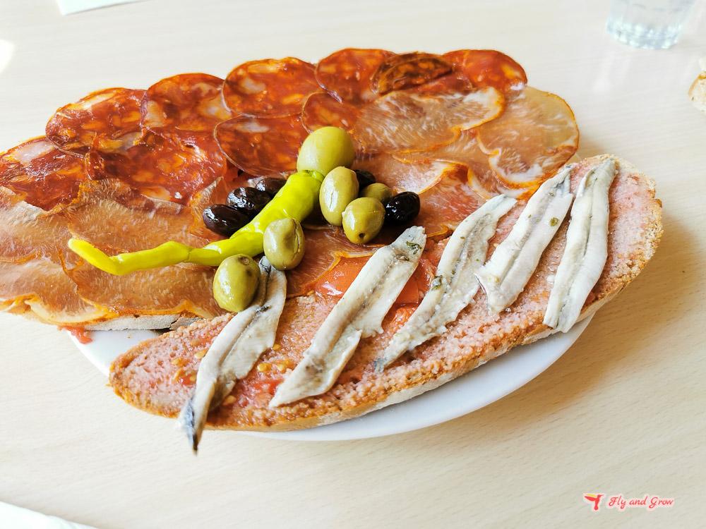 mejor pa amb oli de Mallorca