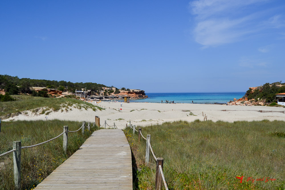 mejor playa de Formentera