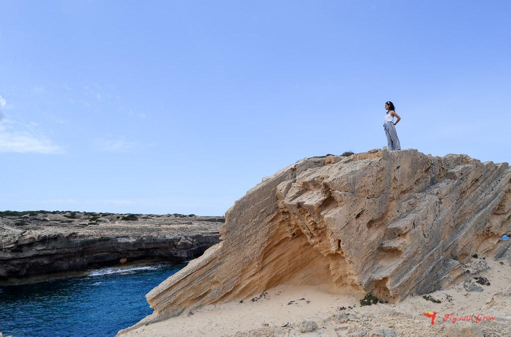 Roca en Can Marroig