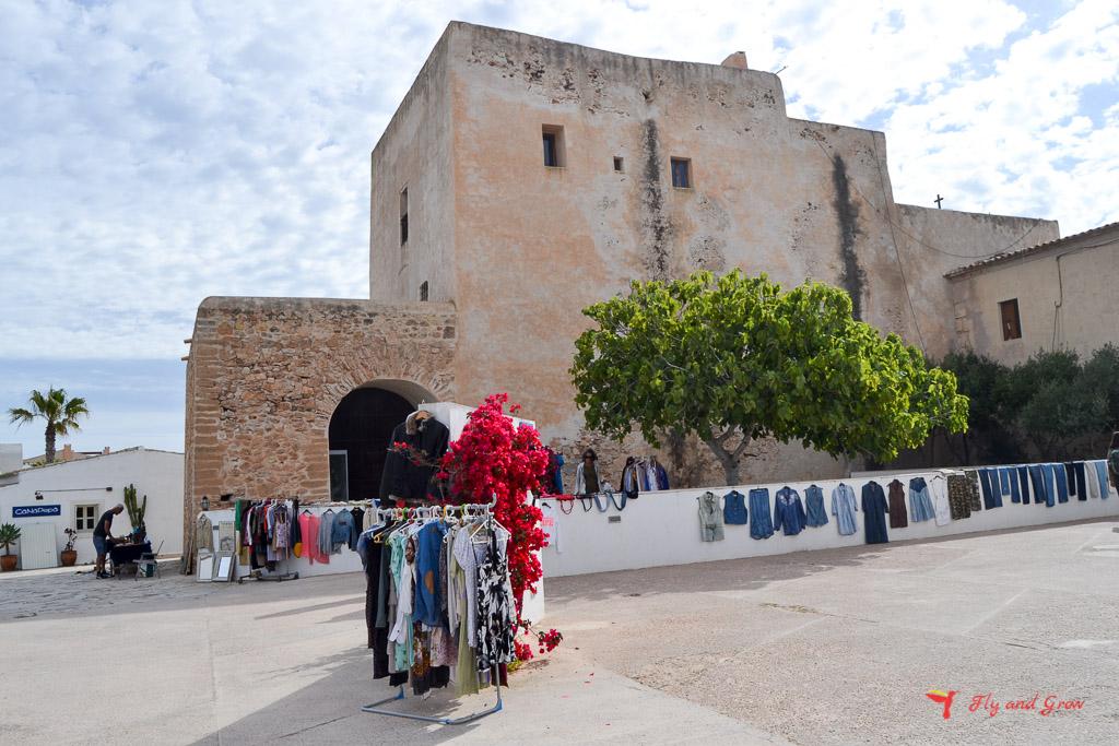 Mercadillo de Formentera