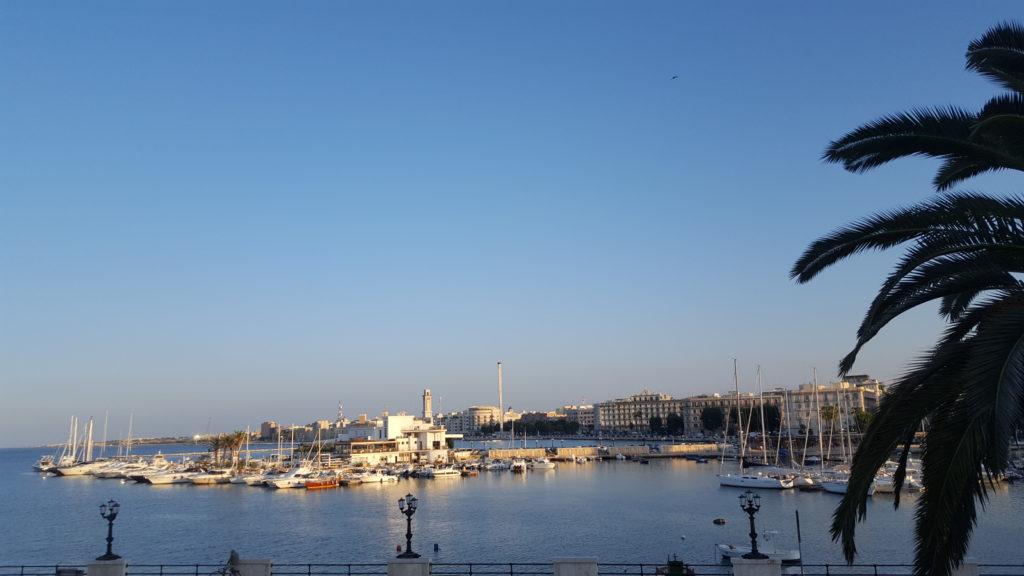 Puerto de Bari, Puglia