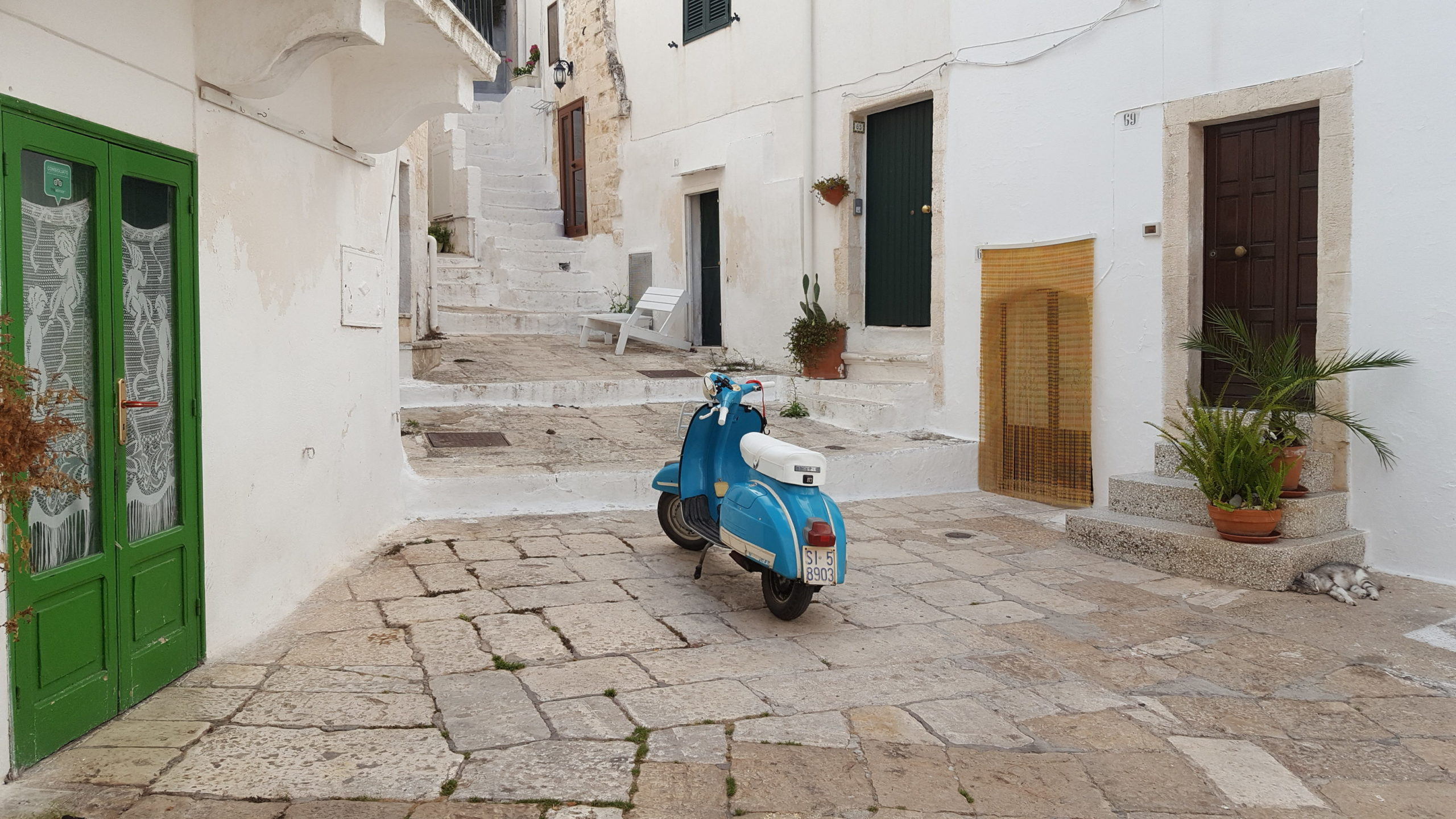 Ostuni, Puglia en 7 días