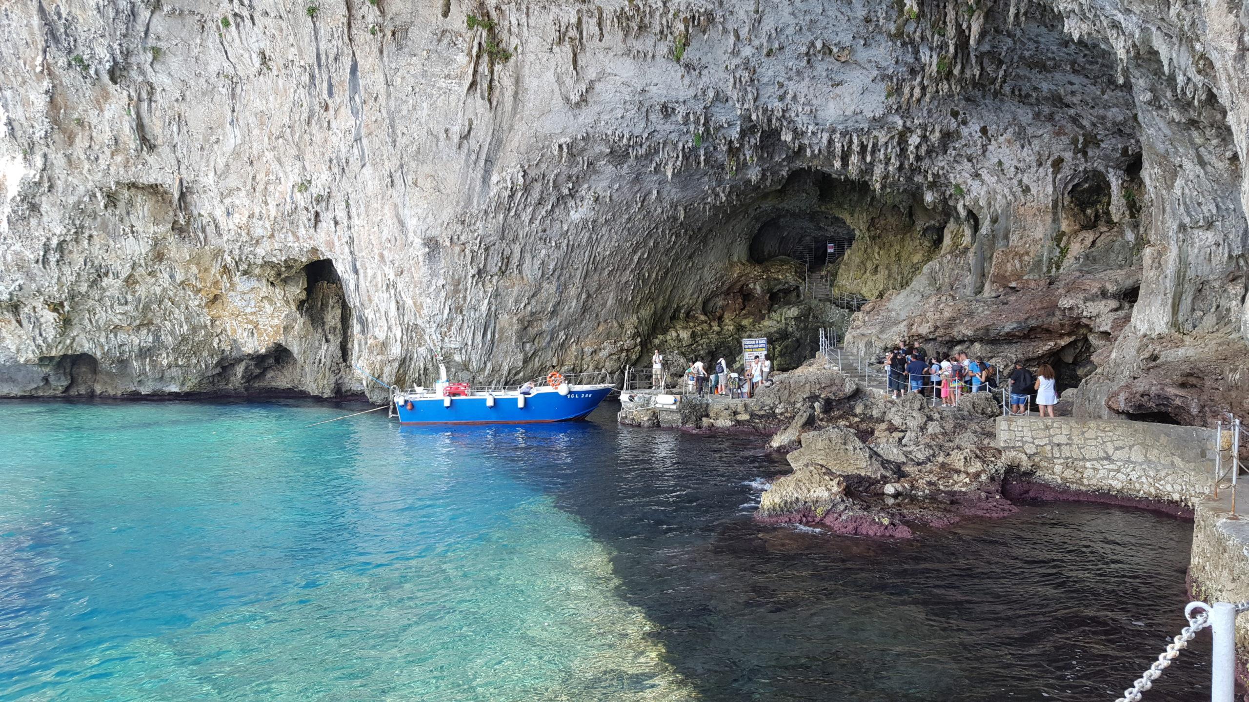 Cueva en roadtrip por Puglia