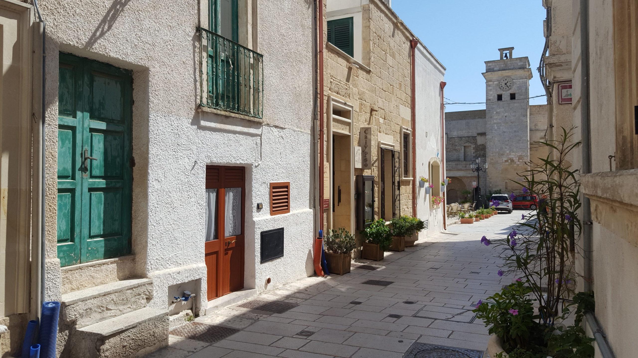 Castro, Puglia