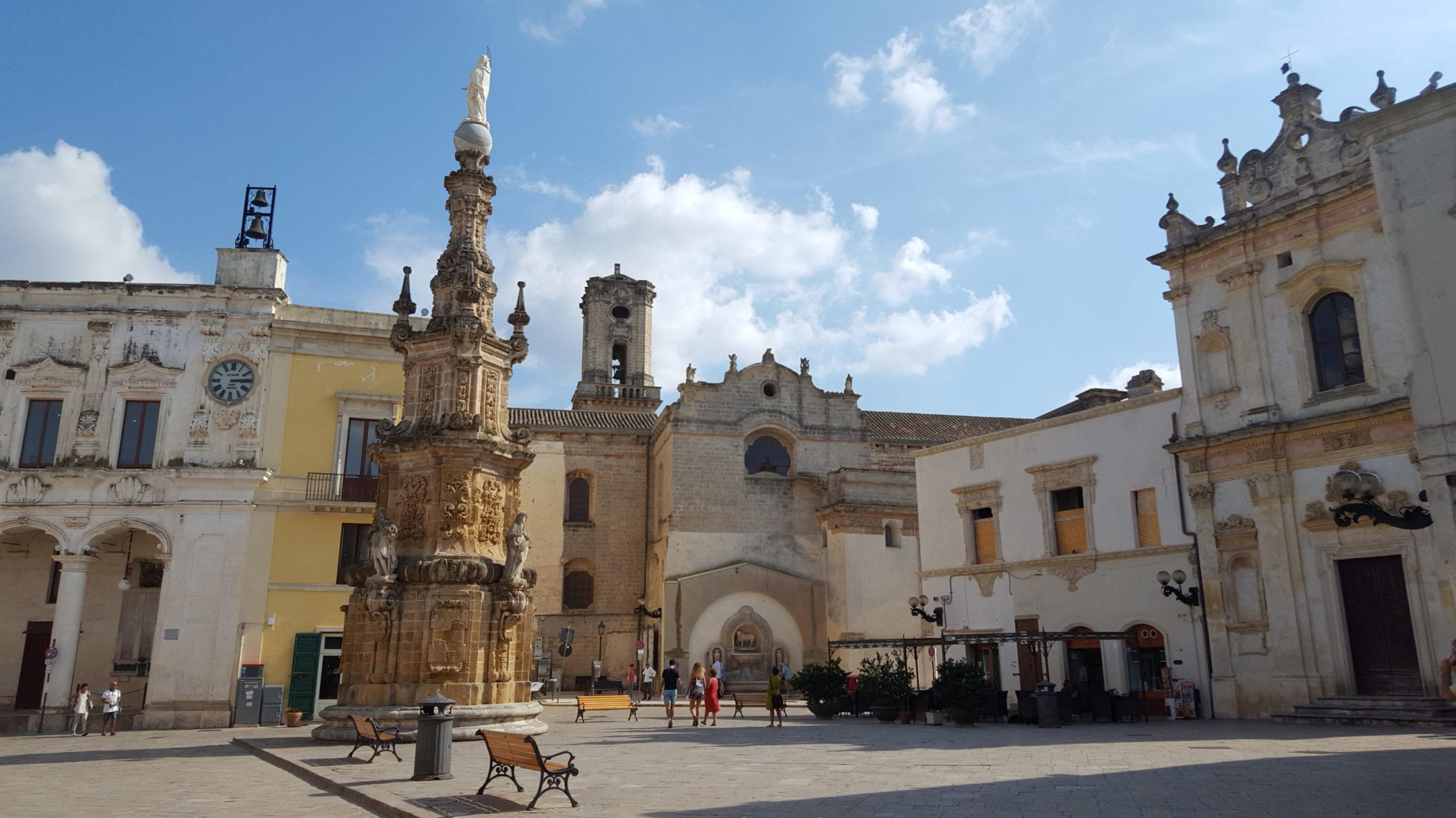 Nadró, Puglia