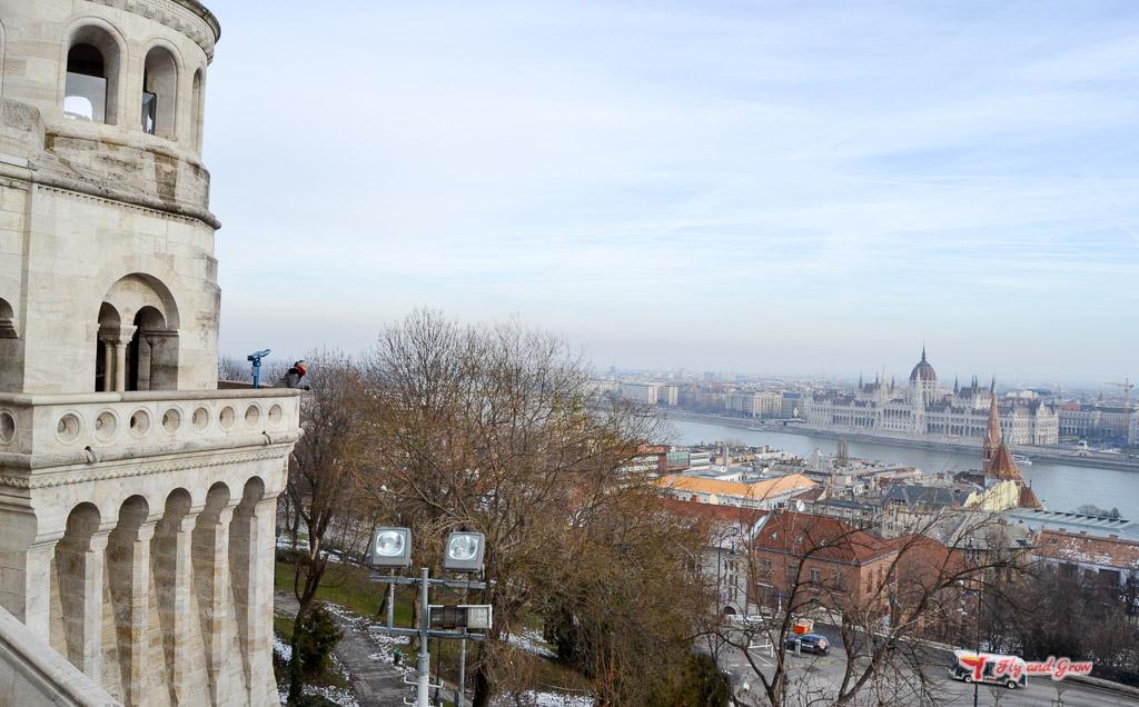 Bastión de Pescadores de Budapest