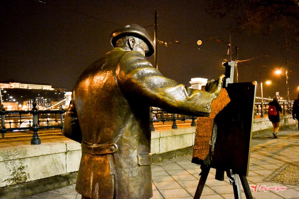 figuras que ver en Budapest en cuatro días
