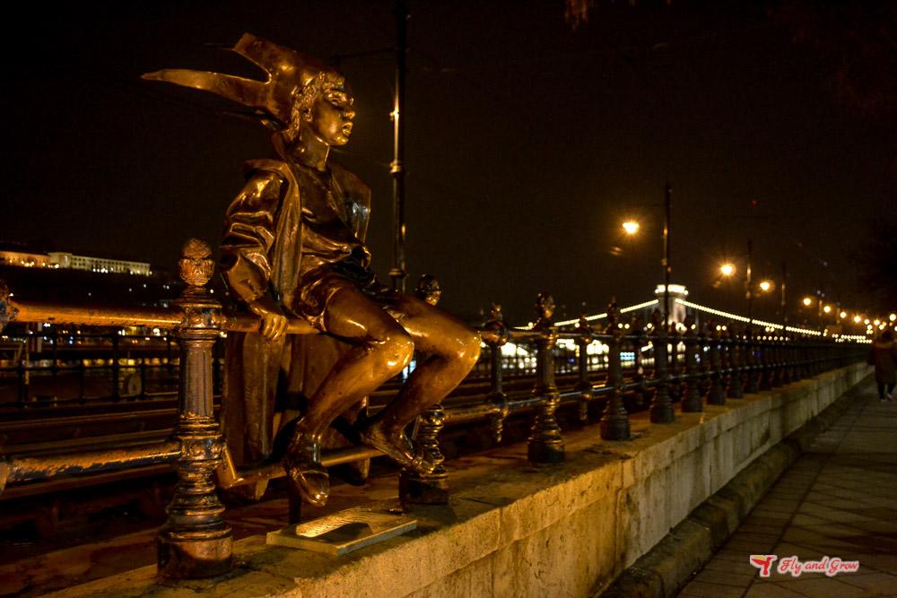 la princesita en Budapest