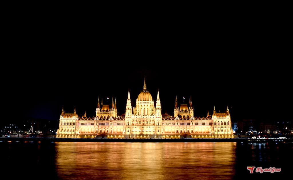 intinerario de viaje a Budapest cuatro días