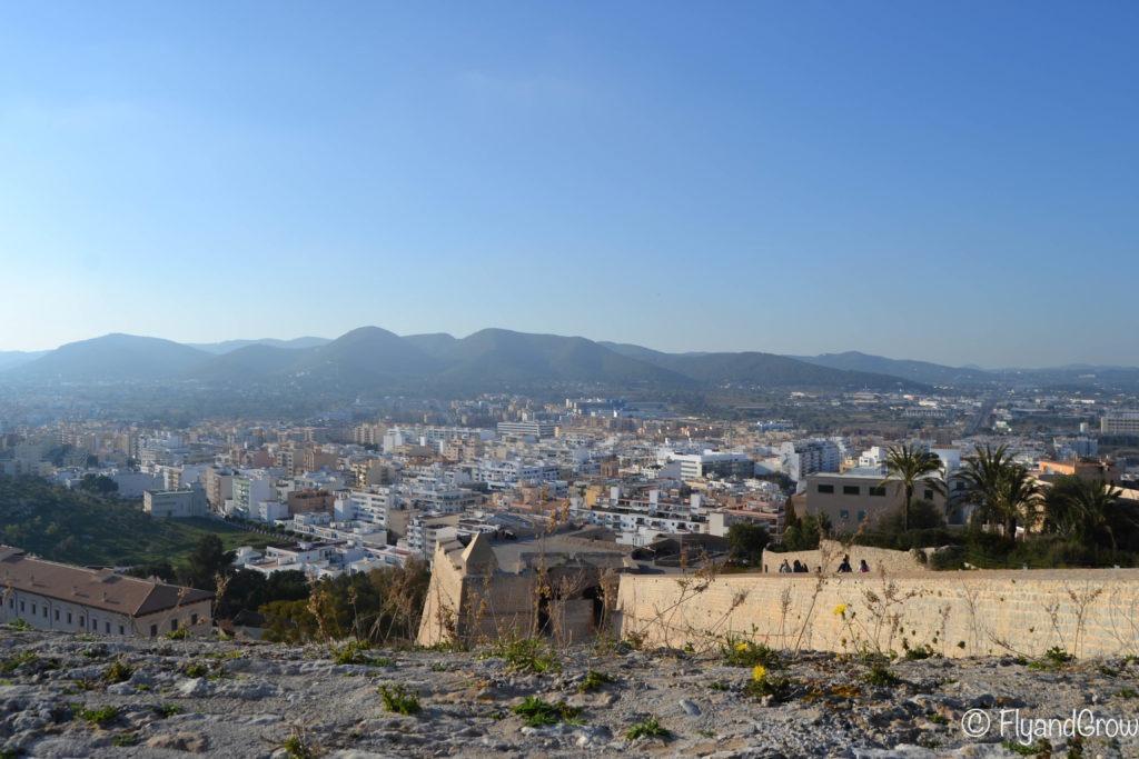 Vistas de Ibiza