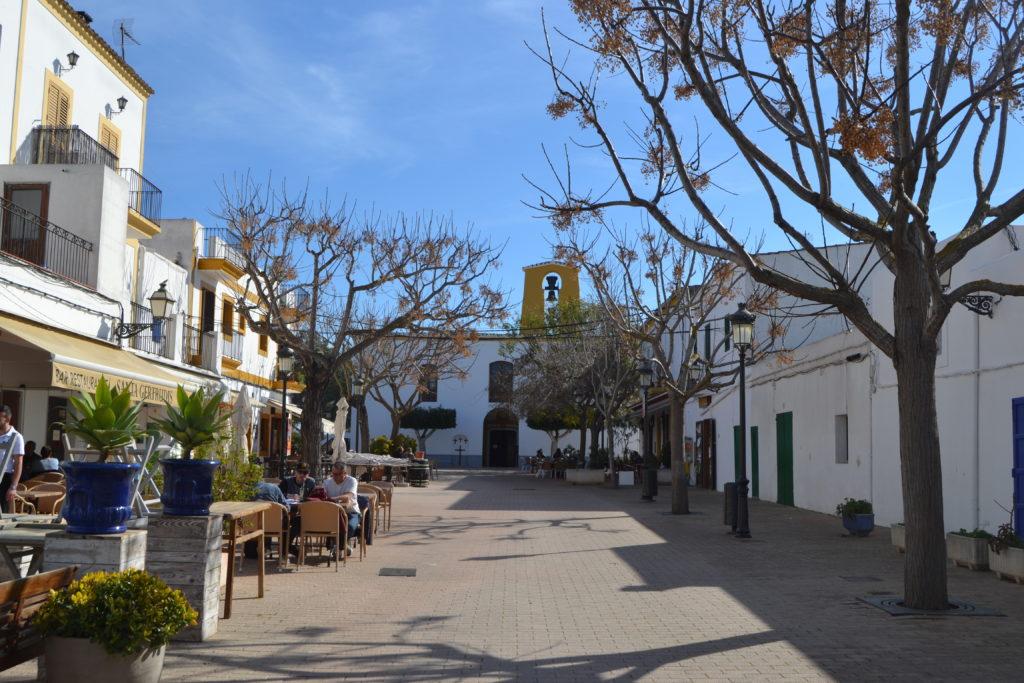 Donde comer en Santa Gertudis Ibiza