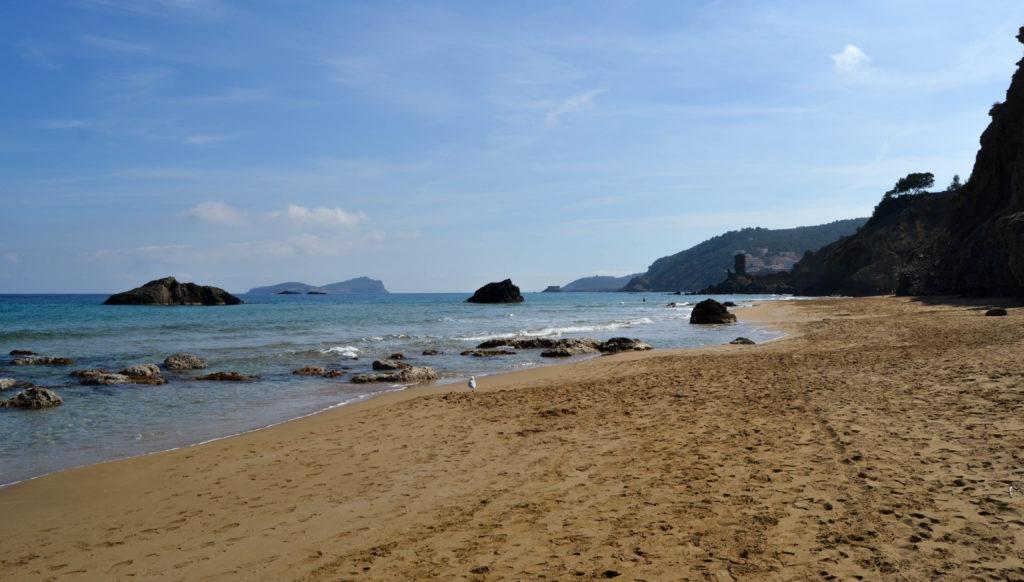Playa de Aigues Blanques en Ibiza