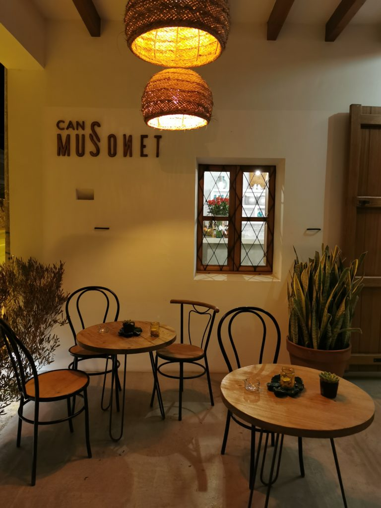 Can Mussonet, restaurante de Ibiza
