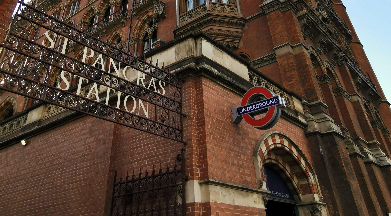 Mejor ubicación de Londres Kings Cross Station