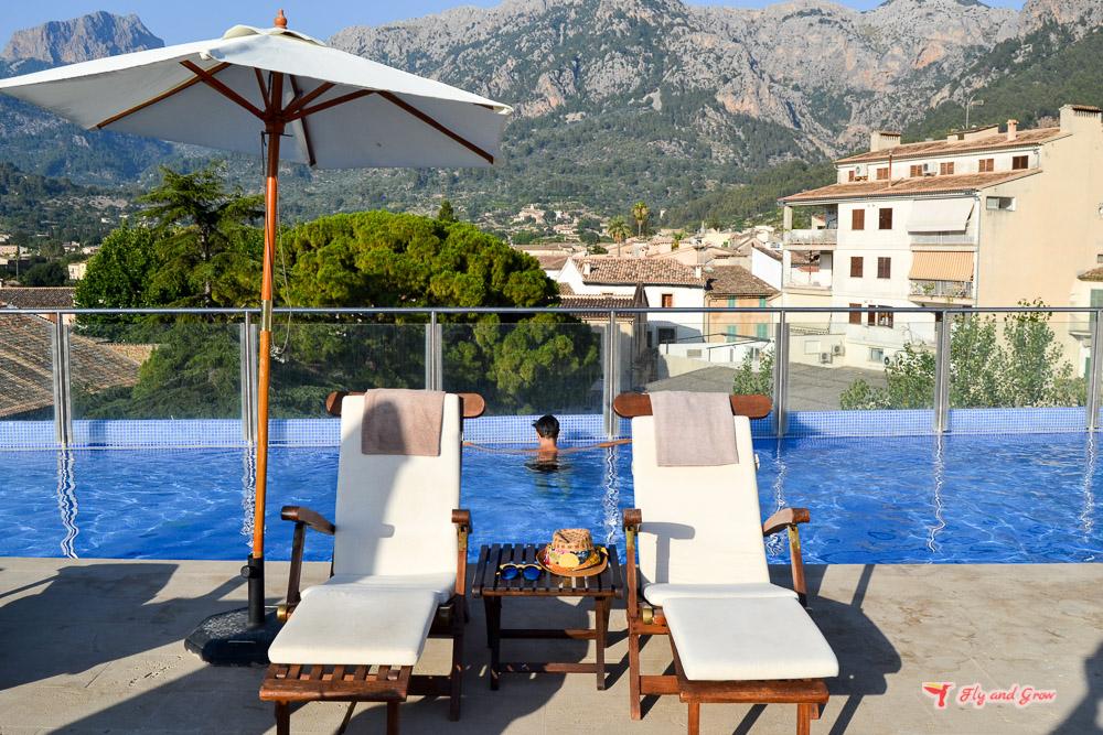 mejor infinitypool de Mallorca