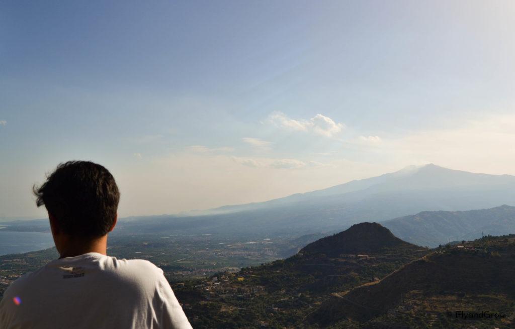 Inicio de la Ruta por la Sicilia Oriental