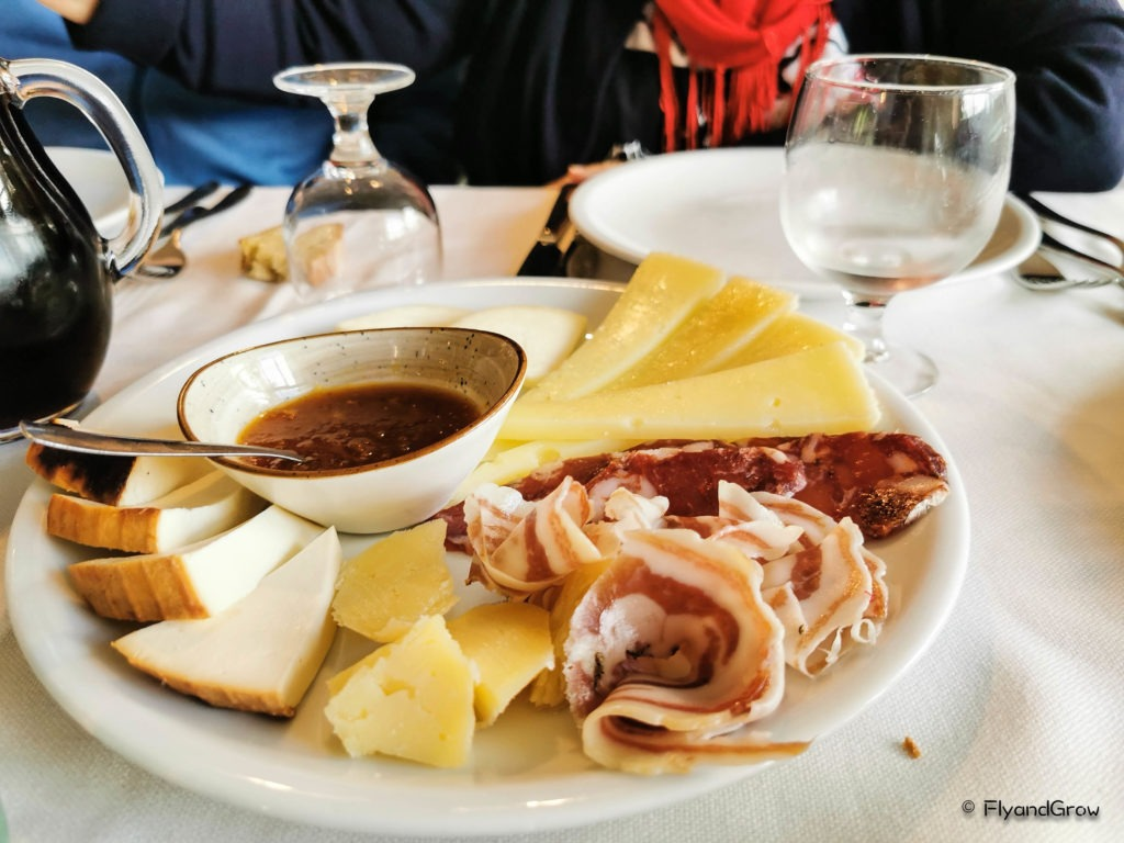 Gastronomía en la ruta por Sicilia Oriental