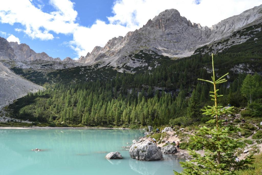 Lago di Sorappis