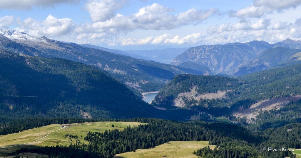 Vistas Monte Castellazzo