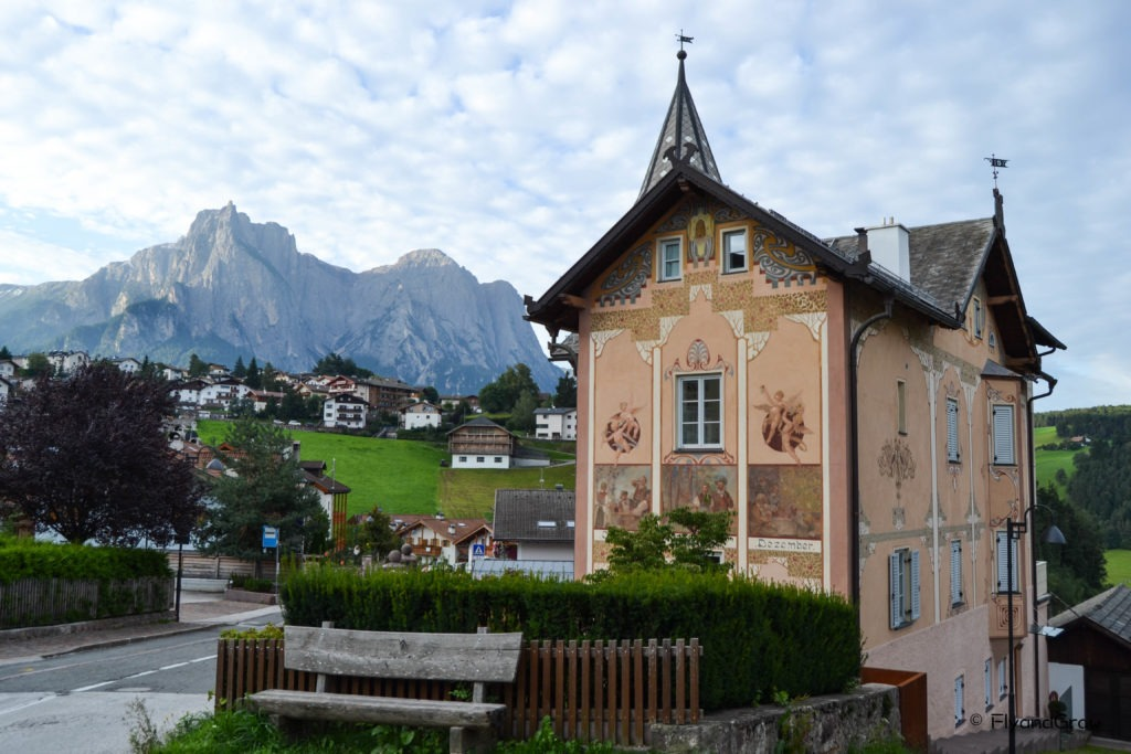 Castelrotto en tu ruta a Dolomitas