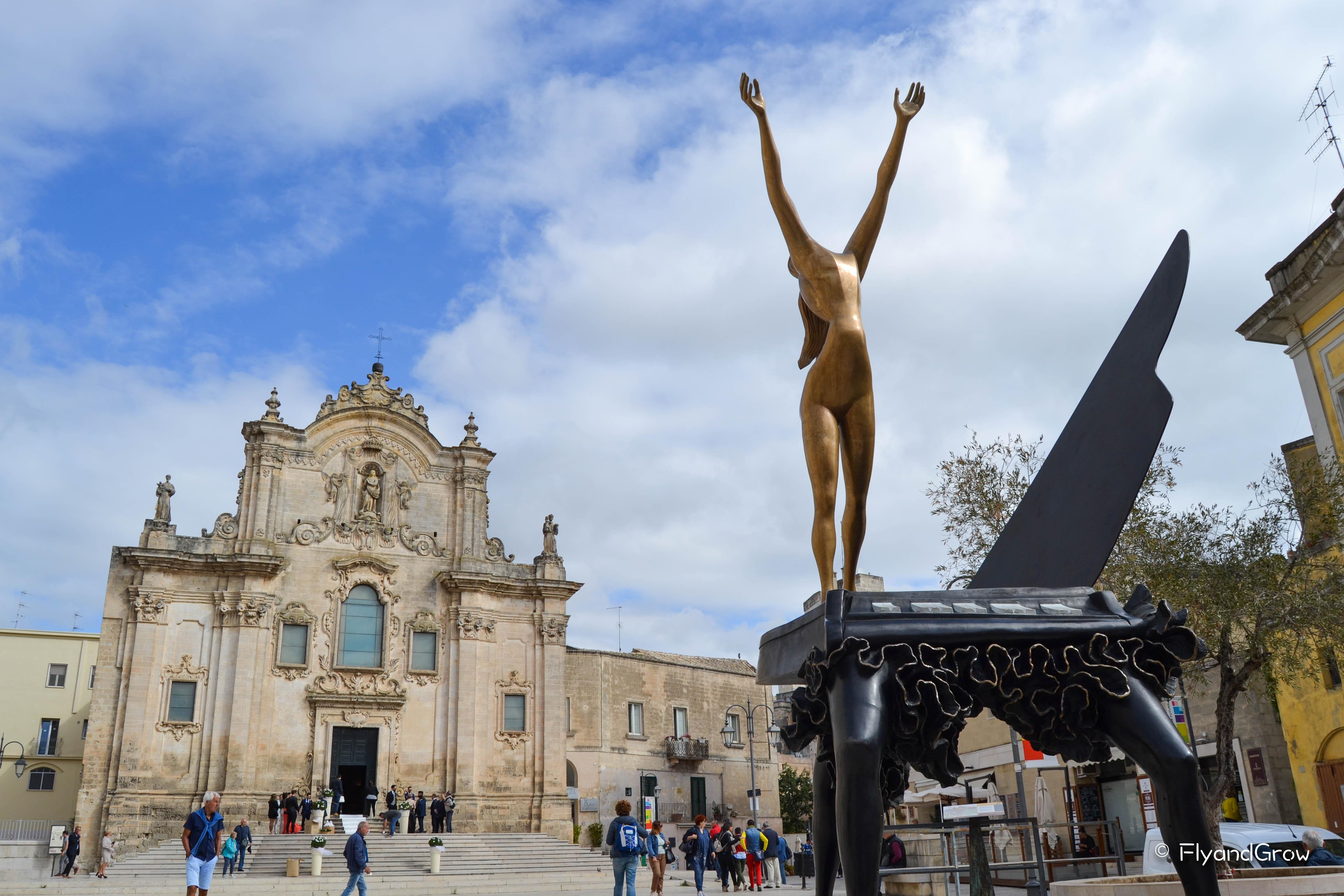 El año de Matera, Capital de la Cultura 2019