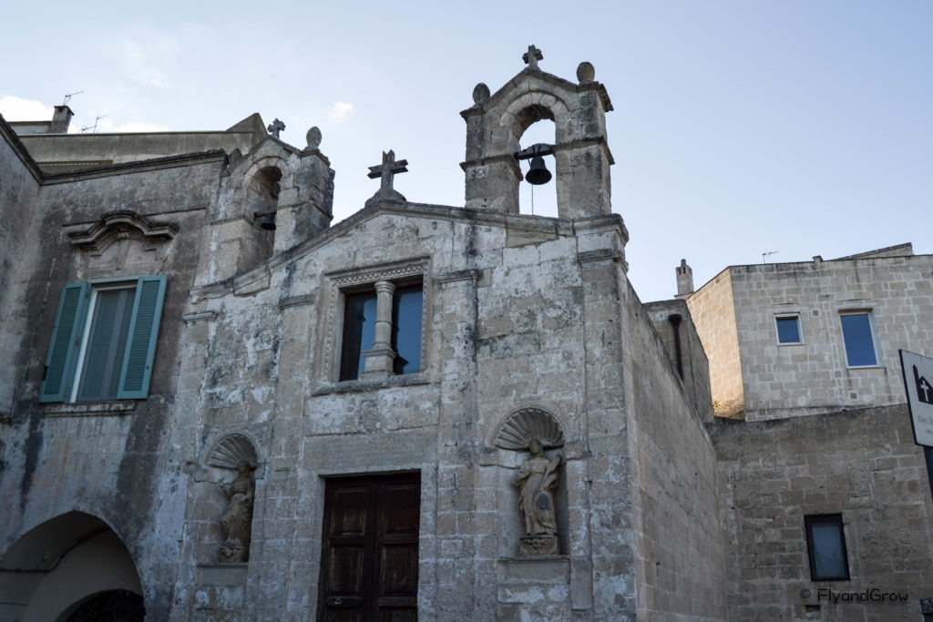 Iglesia de San Biagio, Matera