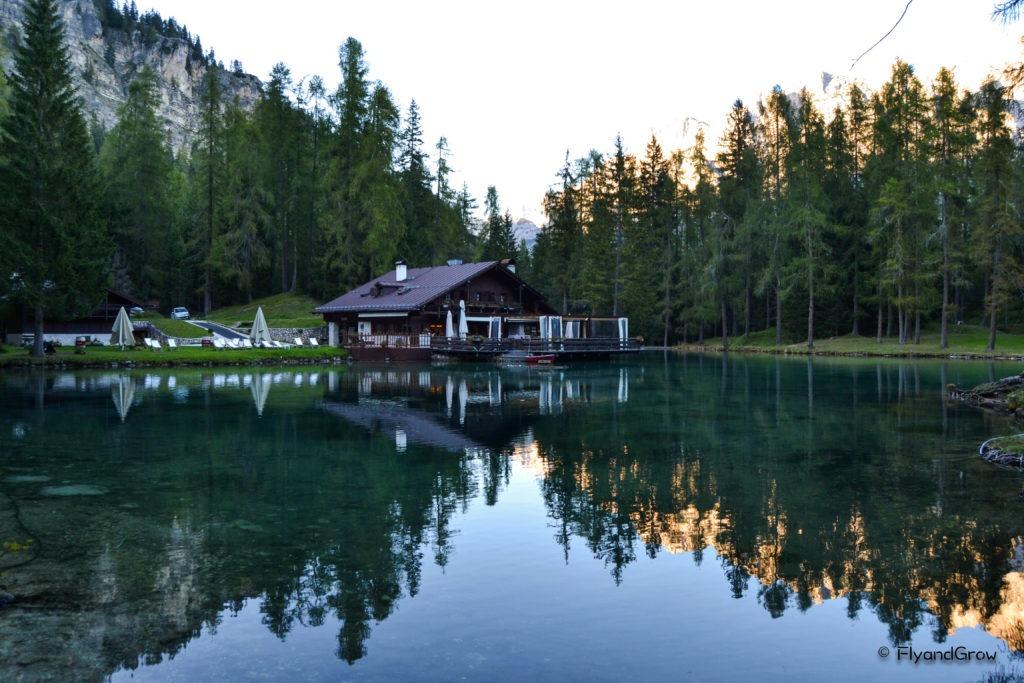 Lago Ghedina