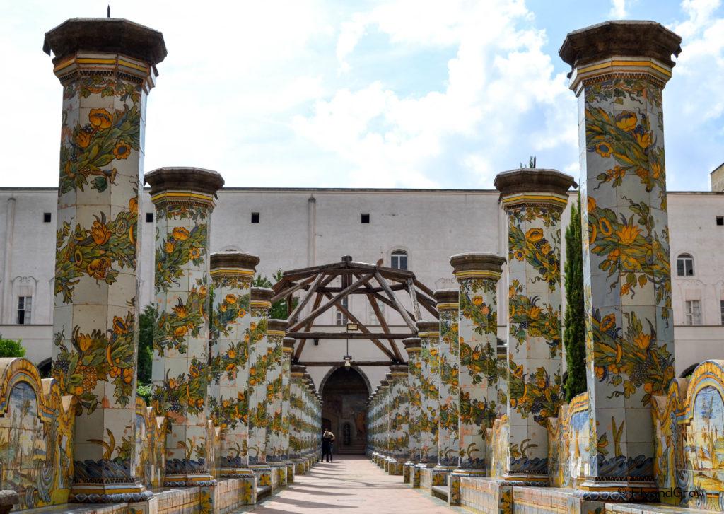 Convento de Santa Clara en Nápoles