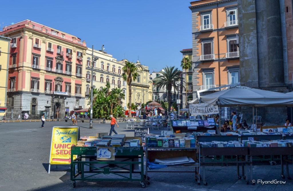 Plaza Dante