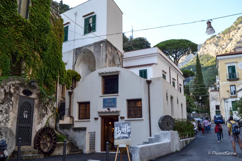 Papel de Amalfi