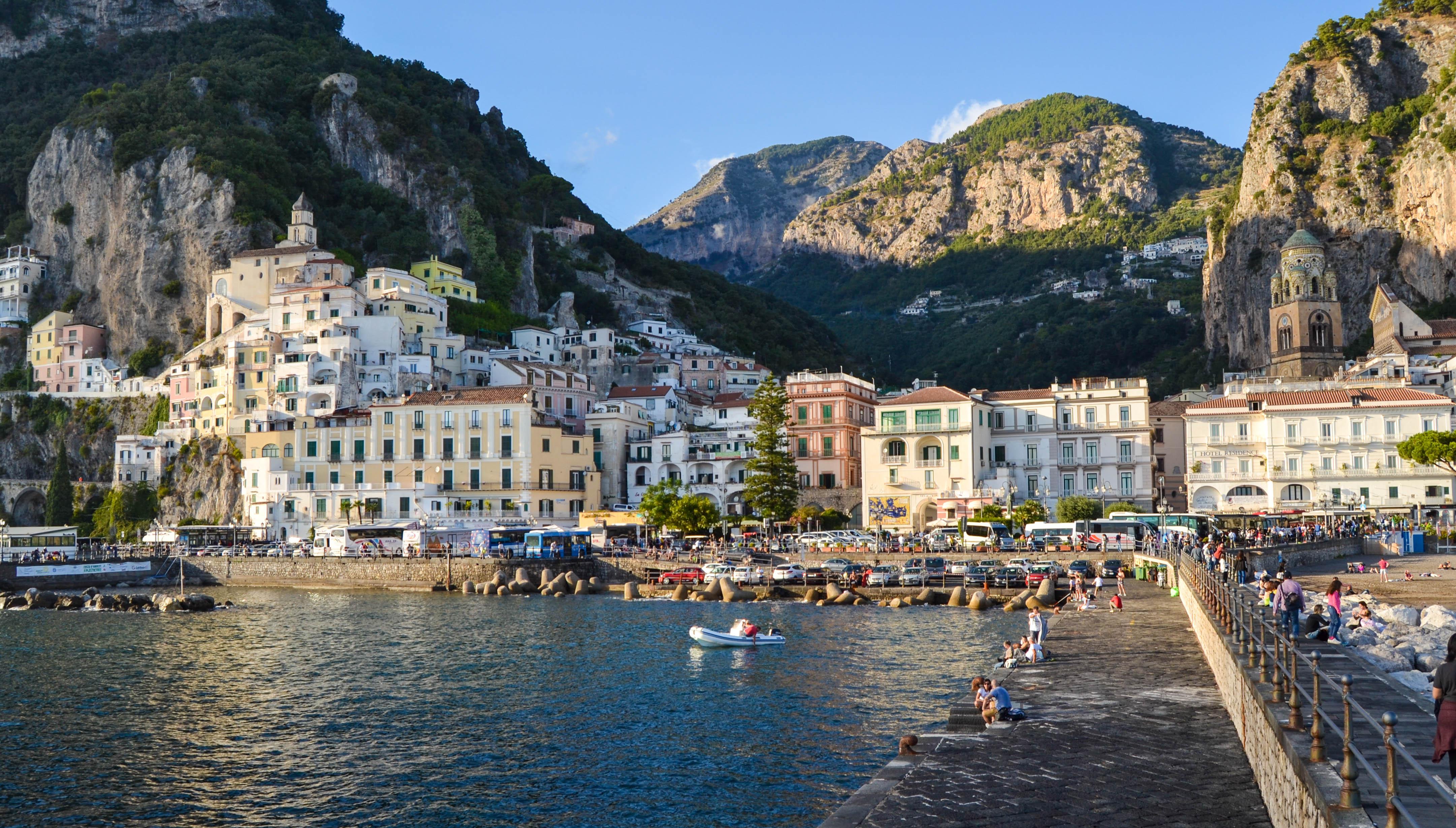 Consejos para visitar la Costa Amalfitana