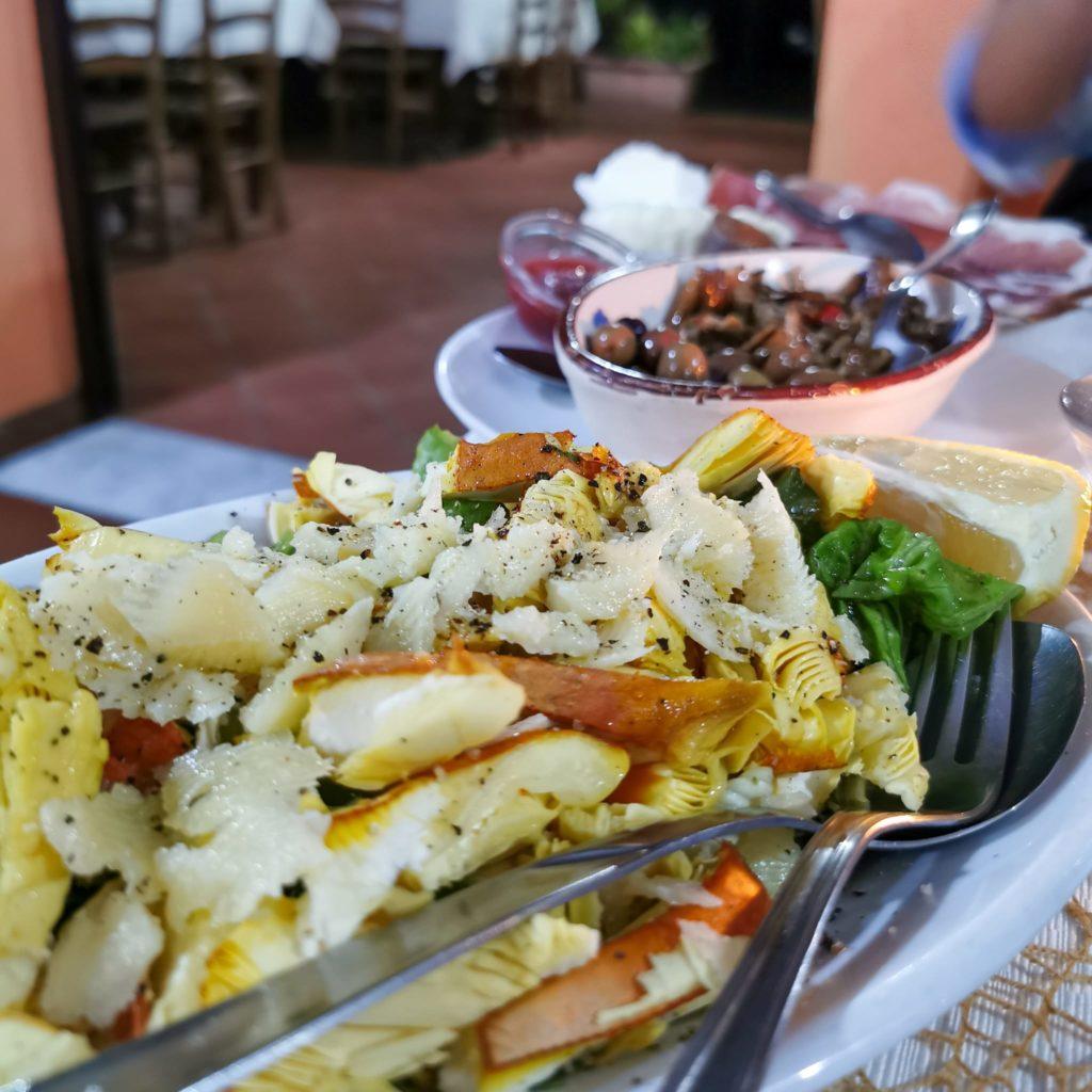 Restaurante Il Giardino di Epicuro