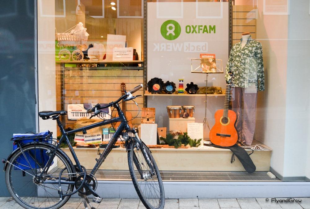 Tienda de Intermon Oxfam en Dortmund