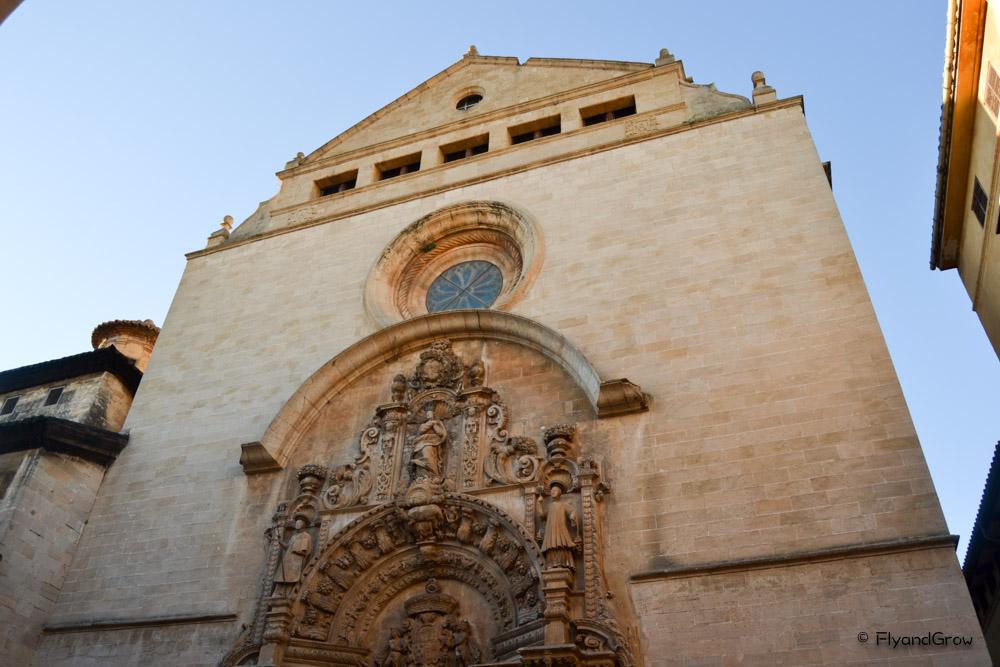 sinagoga judía en Palma de Mallorca