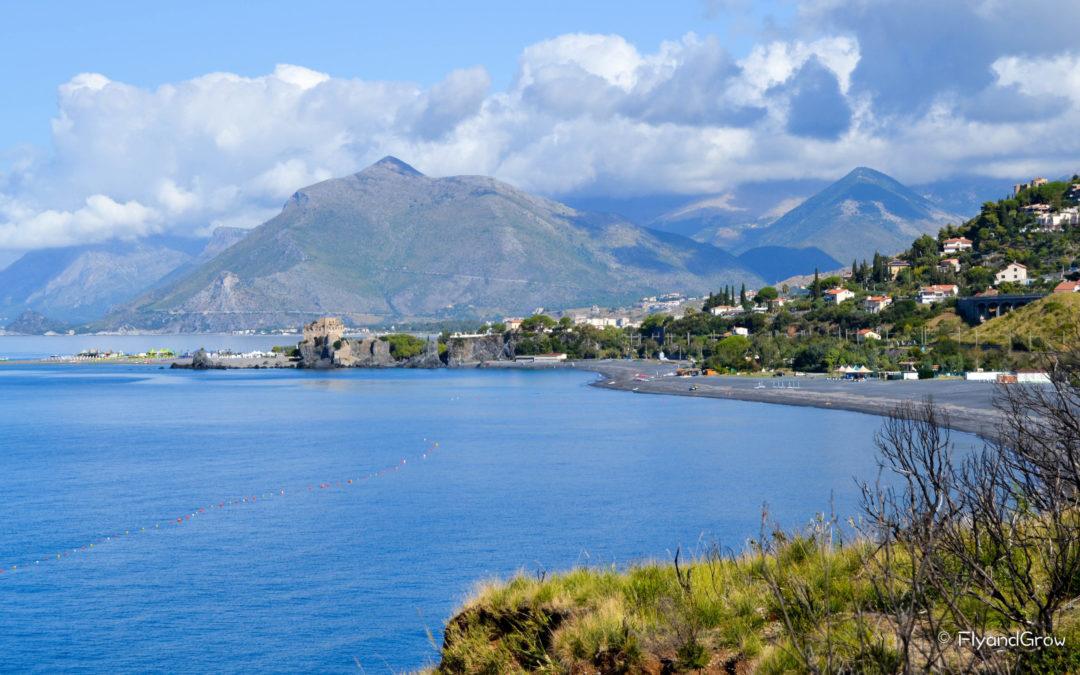 Las mejores playas de la Calabria: Riviera dei Cedri